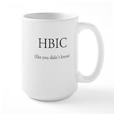 HBIC Mugs