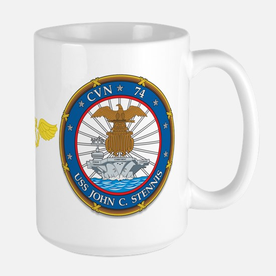 Uss John C Stennis (cvn-74) Ab Mugs