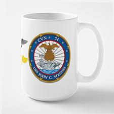 Stennis Aviation Boatswain's Mate Aw Mugs
