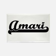 Amari Classic Retro Name Design Magnets