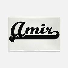Amir Classic Retro Name Design Magnets