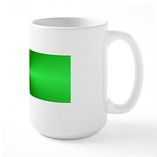 Green Shine Mugs
