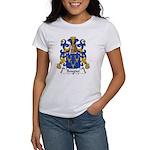 Rougier Family Crest Women's T-Shirt