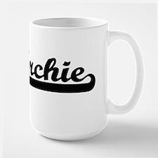Archie Classic Retro Name Design Mugs