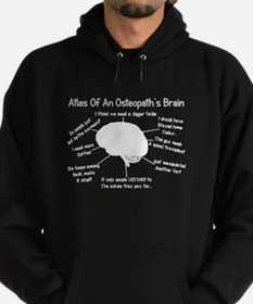 Funny Osteopathic Physician Hoodie