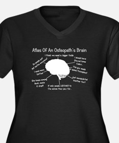 Funny Osteopathic Physician Plus Size T-Shirt