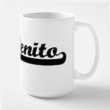 Benito Classic Retro Name Design Mugs