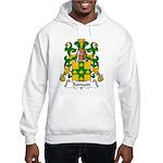 Romain Family Crest Hooded Sweatshirt