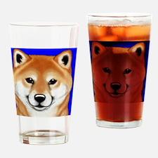 Koji's Smiling Face Drinking Glass