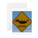 Dragon boat Greeting Cards (20 Pack)