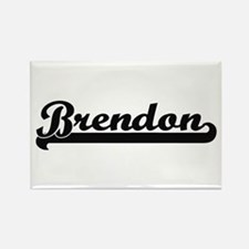 Brendon Classic Retro Name Design Magnets