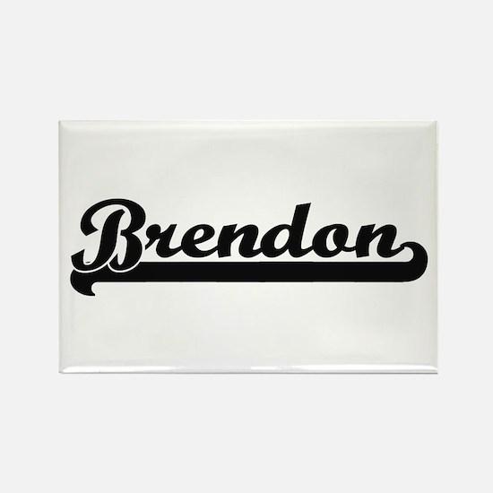 Brendon Classic Retro Name Design Magnets