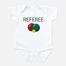Bocce Ref Infant Bodysuit