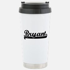 Bryant Classic Retro Na Stainless Steel Travel Mug