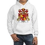 Rollet Family Crest Hooded Sweatshirt