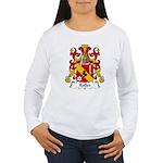 Rollet Family Crest Women's Long Sleeve T-Shirt