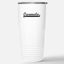 Carmelo Classic Retro N Travel Mug