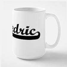 Cedric Classic Retro Name Design Mugs