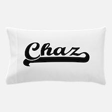 Chaz Classic Retro Name Design Pillow Case