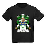 Rogier Family Crest Kids Dark T-Shirt