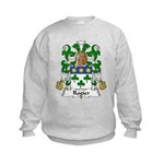 Rogier Family Crest Kids Sweatshirt