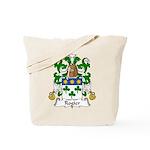 Rogier Family Crest Tote Bag