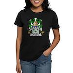Rogier Family Crest Women's Dark T-Shirt