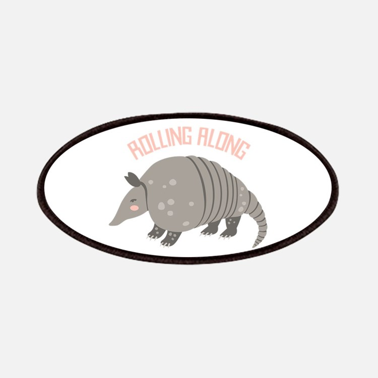 Rolling Along Armadillo Patch