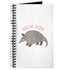 Rolling Along Armadillo Journal
