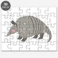 Armadillo Animal Puzzle