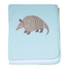 Armadillo Animal baby blanket