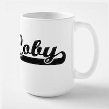Coby Classic Retro Name Design Mugs