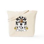 Rocher Family Crest Tote Bag