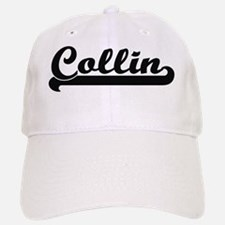 Collin Classic Retro Name Design Baseball Baseball Cap