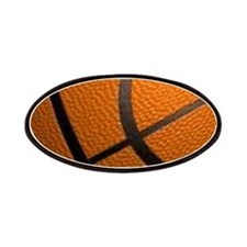 Basketball Big Wide Patch