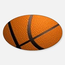 Basketball Big Wide Decal