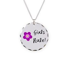 Girls Rule Necklace