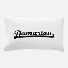 Damarion Classic Retro Name Design Pillow Case