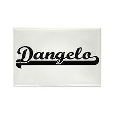 Dangelo Classic Retro Name Design Magnets