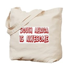 South Africa is awesome Tote Bag