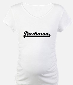 Dashawn Classic Retro Name Desig Shirt