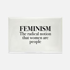 Feminism Rectangle Magnet