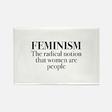 Feminism Rectangle Magnet (100 pack)
