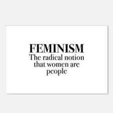 Feminism Postcards (Package of 8)