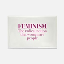 Feminism Rectangle Magnet