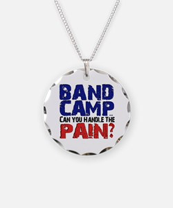 Band Camp 2 Necklace Circle Charm