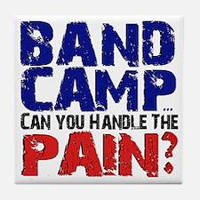 Band Camp 2 Tile Coaster