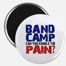 Band Camp 2 Magnet