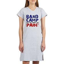Band Camp 2 Women's Nightshirt