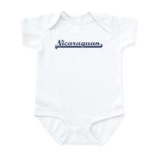 Nicaraguan (sport) Infant Bodysuit